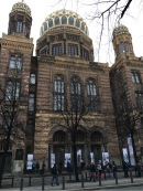 The Neue Synagogue today